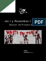 Dossier de présenation JERRY