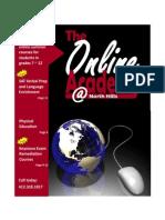 2014 Online Academy Summer School Program