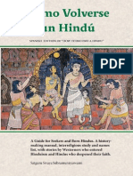 Como Volverse Un Hindu