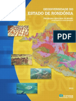 Geodiversidade RO