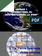 Unidad 1 La Tierra Como Geosistema