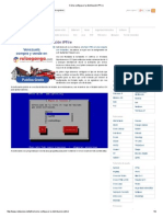 Cómo configurar la distribución IPFire