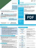 TSR Brochure