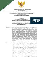 Permen Kominfo RI No. 28 Tahun 2008 Tentang Tata Cara dan Persyaratan Perizinan Penyiaran
