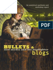 Bullets Blogs New Media Warfighter