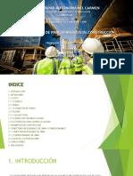 TEMA 1-GENERALIDADES DE PROCEDIMIENTOS DE CONSTRUCCIÓN