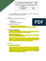 CNC-DC-IT 164Rev01 - Redaccion del Alcance de la Certificacion IRAM de Sistemas de Gestion.pdf