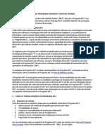 MCT Program Guide 2014 Pt BR