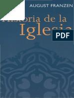 169901584 Franzen August Historia de La Iglesia PDF