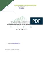 DT-SEHA 1404_Gestión agua