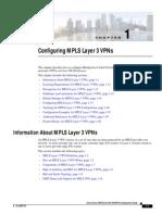 Mp VPN l3vpn