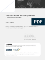 The New North African Syndrome