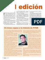 Historia de Fitur
