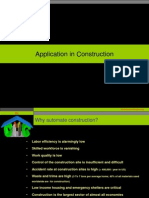 Construction Application