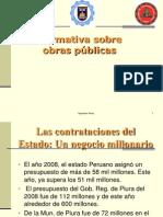 Curso de Ley de Contrataciones y Liquidaciones Con El Estado