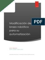Documentacion Arduino
