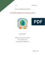 La Educ. Ambiental en La Practica Docente II Productos