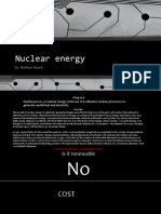 nuclear energy project