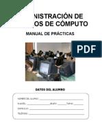 Manual Adninistracion de Centros de Computo
