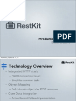 Introduction to RestKit