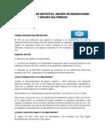 FONDO SEGURO DE DEPÓSITOS