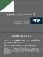 git-start