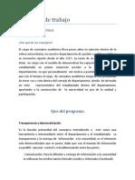 Programa Consejero Académico José Salas