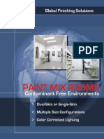 Paint Mix Rooms