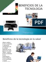 Trabajo 18- Beneficios de la Tecnología.