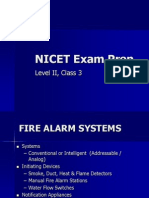 FACP, Presentation Level II Class 3