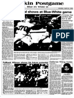 Collegian 04259The Daily Collegian – 1994 Blue/White Review