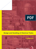 Design and Handling of Chemical Tanks