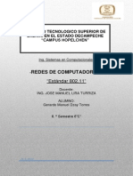 Redes de Computadoras _802