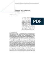 Marshall - The Geomorphology and Physiographic Provinces of Central America