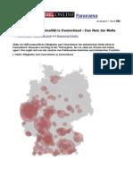 Organisierte Kriminalität in Deutschland - Das Netz der Mafia