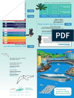 Water Ferry Brochure English
