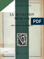 Ochoa - La Revolución Mexicana, t1--Sus Causas Económicas.pdf