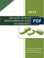 Relação  Medicamentos Grátis no Municipio  de Ribeirão Preto.pdf