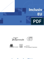 Inclusiv Eu the Inclusion Practice of the Specialist From Moldova