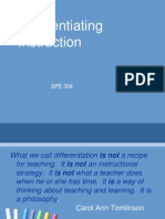 differentiating instruction 1