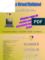 02 Maquina Multinivel Parte i Datos i