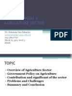 20130402090434KULIAH MINGGU 3_ Sektor Pertanian