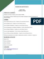 Ricardo Malta Dados Pessoais