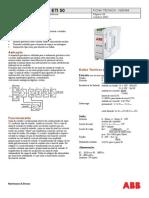 isolador galvanico ETI50