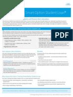 2014-2015 Sallie Mae Info Sheet