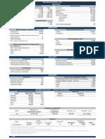 Boletim Estatistico - CNT - Março 2013