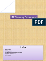 LTE Basic Training Document