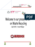 Ercc Waste Presentation