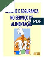 PDF higiene e segurança 2007