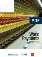 World Payments Report 2009[1]